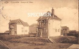 Crocodile Groupe De Villas - Middelkerke - Middelkerke