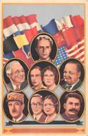 Guerre 40/45 - Les Vainqueurs - Guerra 1939-45