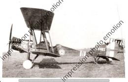 PHOTO AVION RETIRAGE REPRINT AVION    ROYAL AIRCRAFT FACTORY BE2 - Aviación