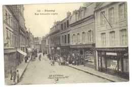 150 - FECAMP - Rue Alexandre Legros - Fécamp