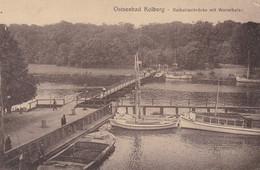 OSTSEEBAD - KOLBERG - POMMERN - DEUTSCHLAND - FELDPOST ANSICHTKARTE 1916. - Pommern