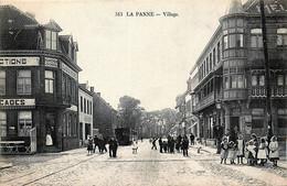 Belgique - La Panne - Village -Le Tram -  Edit. Piétro Dorigato-  Mons - N°513 - De Panne