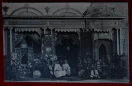CPA Bruxelles Exposition 1910 - Bazar Tunisien Barbouchi - Gent