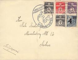 DENMARK - BRIEF 1935 KUGLEPOSTEN > AARHUS  //G182 - Brieven En Documenten