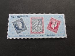K46698 -  Stamp MNH Cuba 1980 - SC. 2327 - Postage Stamps 125th. Anniv. - Neufs