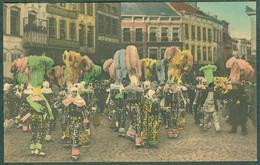 Belgique Hainaut Binche Carnaval Groupe De Gilles Nels TBE - Binche