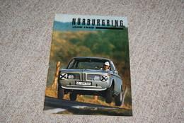 Nürburgring 1968  Zeitschrift - Collections