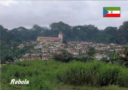1 AK Äquatorial-Guinea / Equatorial Guinea * Ansicht Der Stadt Rebola - Diese Liegt Auf Der Insel Bioko * - Equatorial Guinea