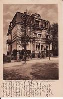2589179Bad Nauheim, Villa Monjé 1930 Verzonden Naar En Door J. H. A. Frieswijk, Burgermeester Van Doornspijk 1913-1937 - Bad Nauheim