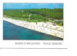 33 ARCACHON Cpm Les Abatilles La Plage PEREIRE - Arcachon