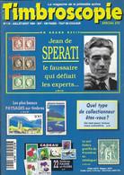 TIMBROSCOPIE  N° 115 + SOMMAIRE - Francesi (dal 1941))