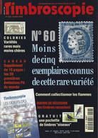 TIMBROSCOPIE  N° 155 + SOMMAIRE - Francesi (dal 1941))