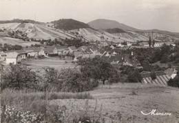 CARTE POSTALE 10CM/15CM PHOTO ORIGINALE DENTELEE : MAISONSGOUTTE VUE GENERALE HAUT RHIN (68) - Autres Communes