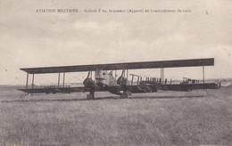 GUERRE 1914/1918 - AVIATION MILITAIRE - CPA GOLIATH F 60. - 1914-1918: 1ste Wereldoorlog