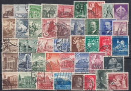 Reich Used LOT 5 - Used Stamps