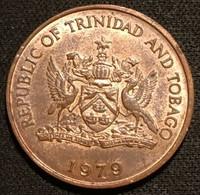 TRINIDAD AND TOBAGO - 5 CENTS 1979 - KM 30 - Trinité-et-Tobago - Trinidad & Tobago