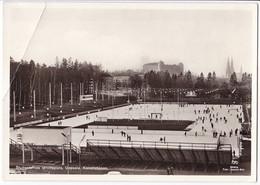 UPPSALA STUDENTERNAS IDROTTSPLATS STADE STADIUM ESTADIO STADION STADIO ICE HOCKEY HOCKEY SUR GLACE - Stadiums