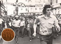 CPM - PARIS - La Poste En Fête - Marche Des Facteurs … Edition La Vie Ouvrière - Postal Services