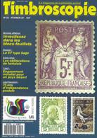 TIMBROSCOPIE  N° 33 + SOMMAIRE - Francesi (dal 1941))