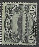 Solomon Islands Mint Low Hinge Trace * 13 Euros - Other