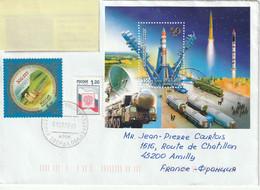 Russie. Russia. ;Espace. Cosmodrome. - Europa