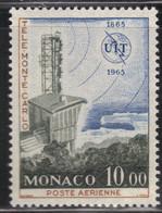 Monaco 1965 Yvert PA 84 Neuf** MNH (AF45) - Luchtpost