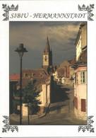 (ROMANIA) SIBIU, HERMANNSTADT - New Postcard - Romania