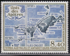 TAAF 1989 Yvert PA 103 Neuf** MNH (AF50) - Airmail