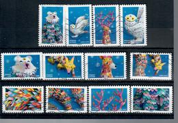 YT AA 1789 A 1800 Serie Complete Fantastique - Luchtpost