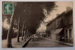 Decize. Avenue De La Gare - Decize