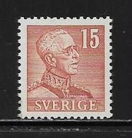 SUEDE ( EUSU - 385 )  1939  N° YVERT ET TELLIER  N° 261a  N** - Nuovi