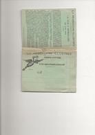 CARTE LETTRE       LA PAIX A VERSAILLES   JUIN  1919      AVEC 5  PHOTOS - Unclassified