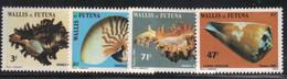 Wallis & Futuna 1985 Yvert 323/24 326 328 Neufs** MNH (AF60) - Unused Stamps