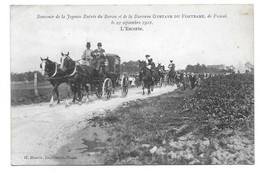 Fumal (Braives) Joyeuse Entrée Baron G. Du Fontbaré 1912 - Braives