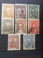 LOT 7 / ARGENTINE / 1935-36 / N° Y/T - Oblitérés
