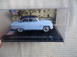 SIMCA ARONDE GRAND LARGE 1956  1/43e  IXO ALTAYA - Toy Memorabilia