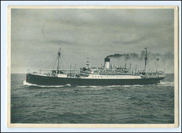 XX12875/ Dampfer General Artigas Hamburg-Süd AK 1936 - Steamers