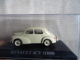RENAULT 4 Cv (1950)   1/43e NOREV - Toy Memorabilia