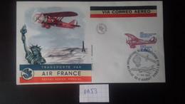 FRANCE  FDC - PA 53  Du 29/5/1983 - 1980-1989