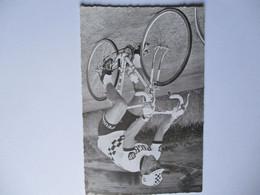 Cyclisme Photo Miroir Sprint Georges Van Coningsloo - Cycling