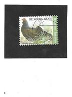 4305 Korhoen Verenigingen Tarief  Gestempeld - 1985-.. Pájaros (Buzin)
