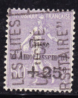 FRANCE Timbre Oblitéré N° 254, Au Profit De La Caisse D'Amortissement - Used Stamps