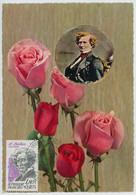 CM France - Berlioz - La Cote Saint André - 1983 - Carte Parfumée - Vallazur - Grasse - Rose De Fragonard - 1980-89