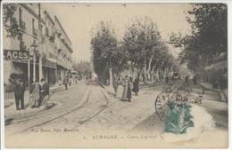 13 - AUBAGNE - Cours Legrand - Aubagne