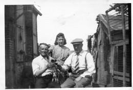 Bolbec(76): Photo Amateur A Bolbec En Mai 1947 - Persone Anonimi
