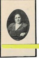 Judith De Bock Echt Jan Van De Moortel O Zevergem 1879 . Gent  1942 - Images Religieuses