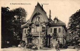 ENGHEIN LES BAINS -95- LE KURSAAL - Enghien Les Bains