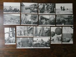 "MONACO 14 Cartes Postales Neuves Et Anciennes "" Campagne Scientifique De La Princesse Alice"" - Oceanographic Museum"