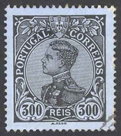 Portugal Sc# 167 Used 1910 300r King Manuel II - Used Stamps