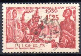 Niger: Yvert N°  67 - Oblitérés